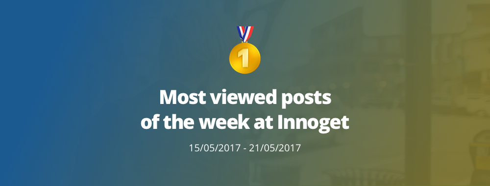 Most viewed posts of the week: 22nd May 2017
