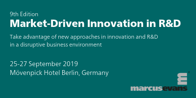 9th Edition Market-Driven Innovation in R&D Will Be taking place in Berlin, Germany