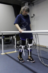 Novel actuation system for an active orthosis