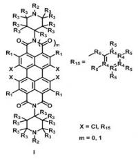 Procedimiento de preparación y uso de derivados de perileno diimidas (PDI) en diferentes aplicaciones como bioimagen o biomarcador