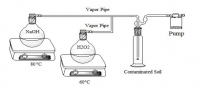 Gas Phase Superoxide Radicals for Soil Remediation